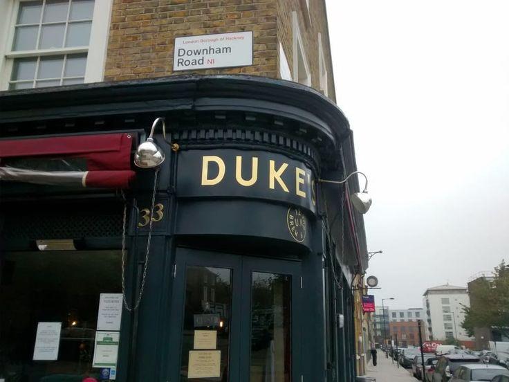 Kelebihan Restoran Duke London, Inggris