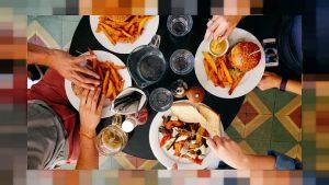 Menu Makanan Tanpa Daging Buatan Restoran Duke1