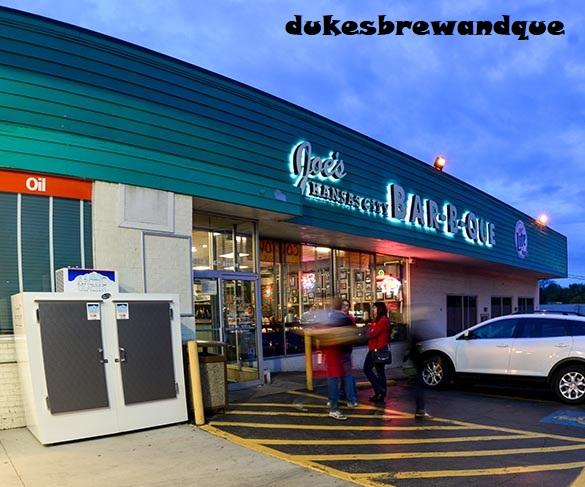 Sejarah Berdirinya Restoran Panggang Joe's Kansas City Bar-B-Que