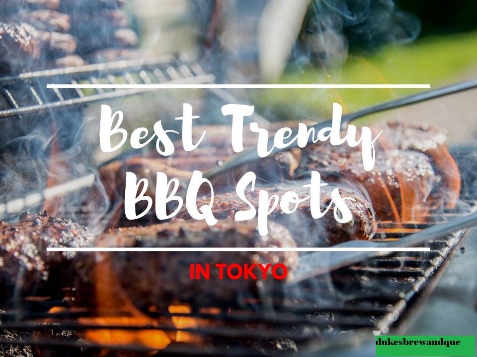 6 Tempat BBQ Trendi Terbaik di Tokyo 2021